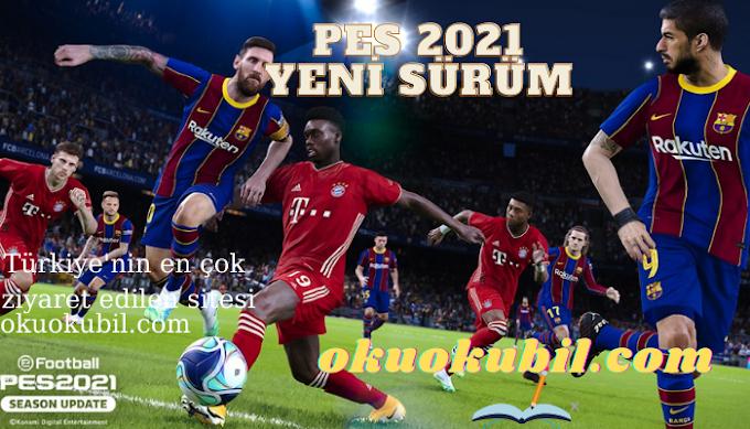 PES 2021 PSP İso Lite 400 Mb Kamera PS4 + PS5, PPSSPP Gold Apk İndir Androıd 2021
