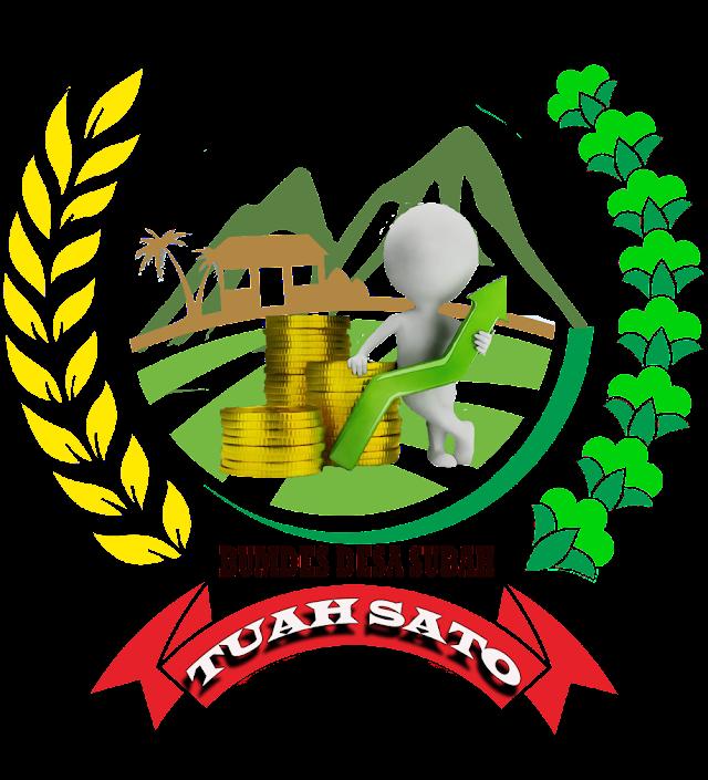 Realeas logo Bumdes Tuah Sato Desa Subah Kec. Tayan Hilir