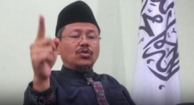 Pentolan HTI Bela FPI, Tuding Pemerintah Anut Ideologi Islamphobia, Gak Paham Khilafah