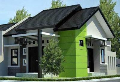 Rumah Murah KPR Puri Harmoni Parung Panjang Terbaru