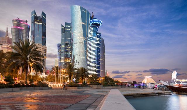 Pengiriman Indonesia Qatar 200 ribuan di Kilo.id Cocok untuk Bisnis