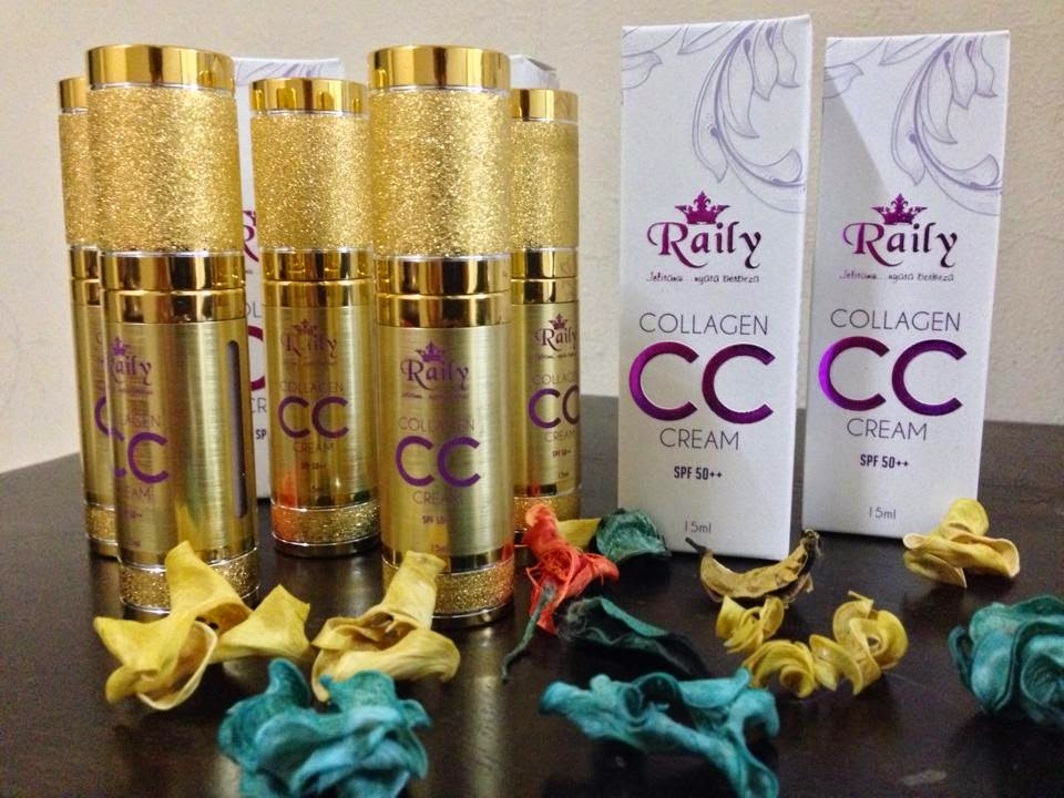 Raily CC Cream