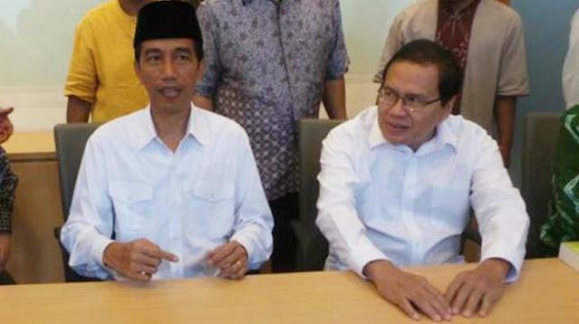 Masyarakat Arus Bawah Minta Jokowi Dan Rizal Ramli Islah