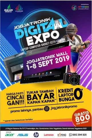 Seminar Smar Building & Disaster Recovery di Jogjatronik Digital Expo