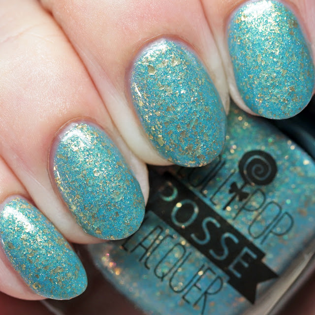 Lollipop Posse Lacquer A Mermaid Sing
