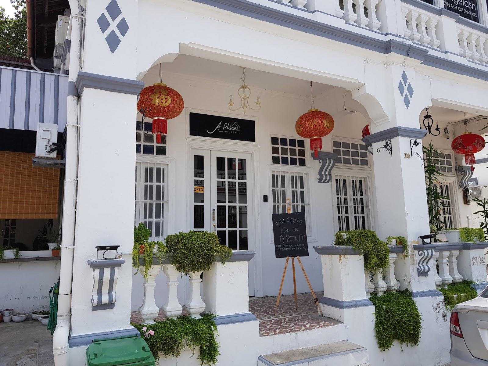 Ah Seng Blog (Part 2): APlace 26 Restaurant Penang