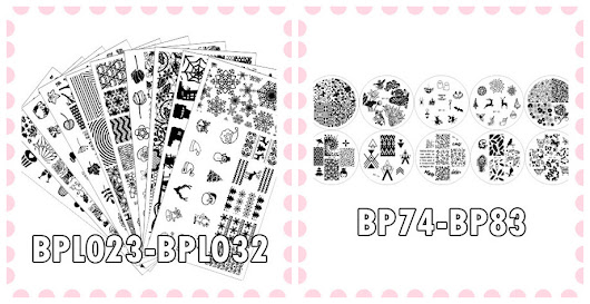 Shop, Share & Win BP Stamp Plate