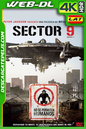 Sector 9 (2009) 4K WEB-DL HDR Latino – Ingles