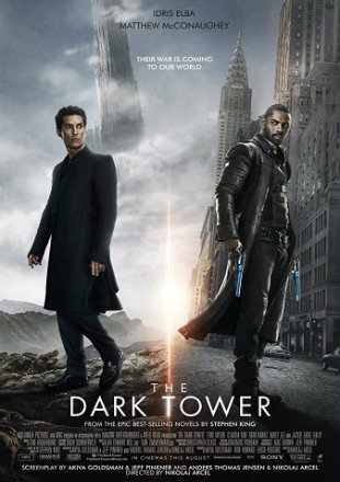 The Dark Tower 2017 BRRip 720p Dual Audio