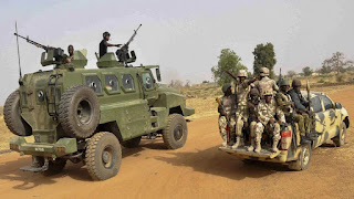 BOKO HARAM: TROOPS RESIST REBEL ATTACK IN NGALA