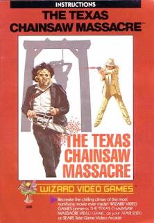 Texas Chainsaw Massacre Atari instructions