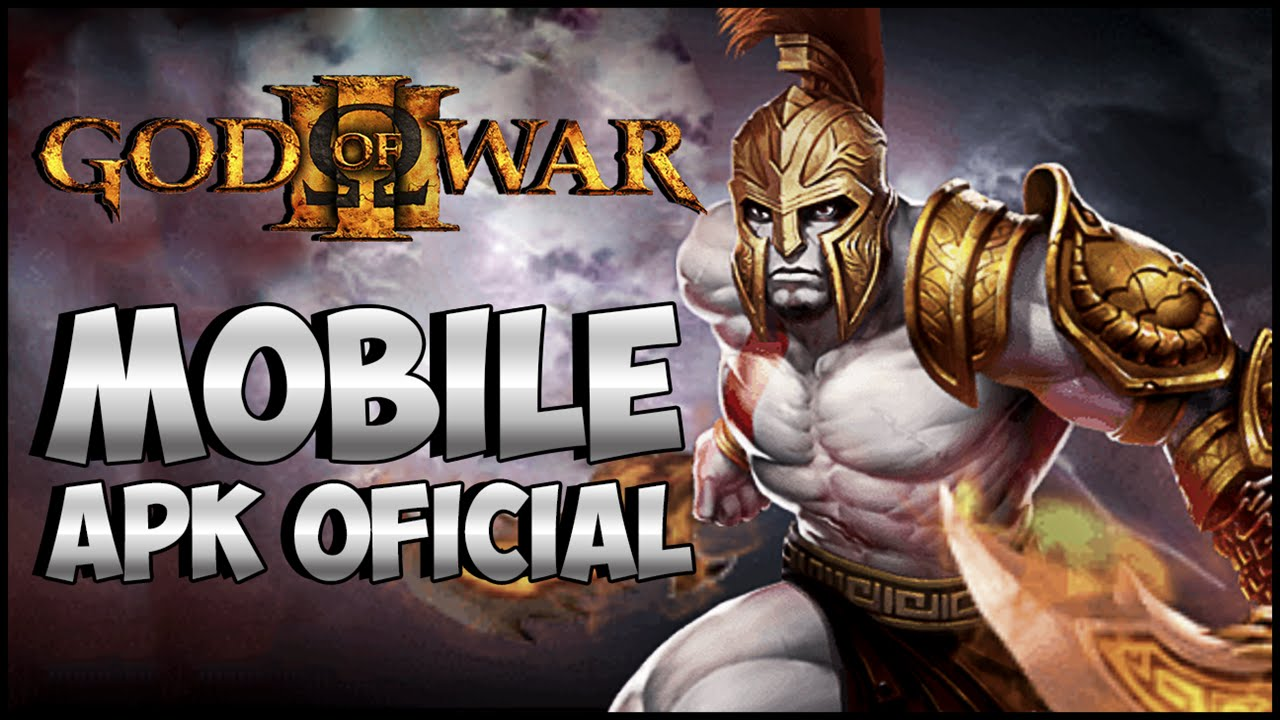 God Of War Mobile Apk Official Play The Games