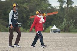 48 Atlet Aeromodelling dari 12 Provinsi Siap Bertanding di Venue Mimika