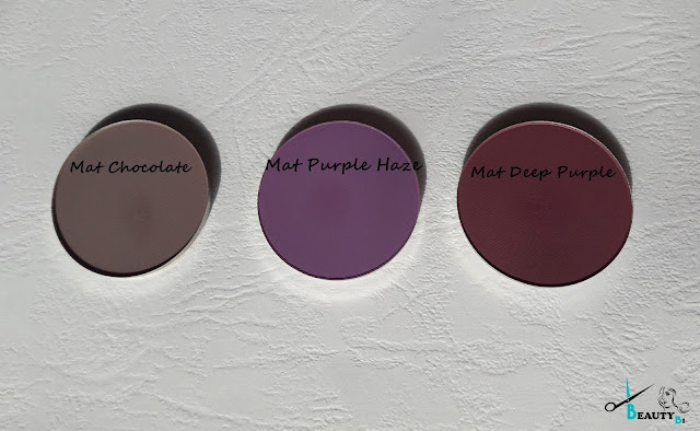 Purple Haze Mat, Mat Deep Purple , Mat Chocolate