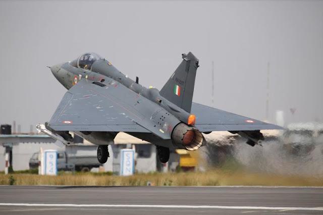 UK support India Tejas MK2