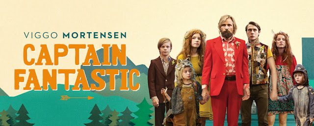 Recenzja filmu Captain Fantastic. Viggo Mortensen. Oscary