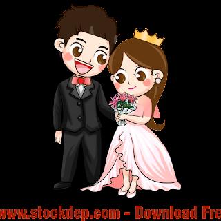 free vector thiệp cưới