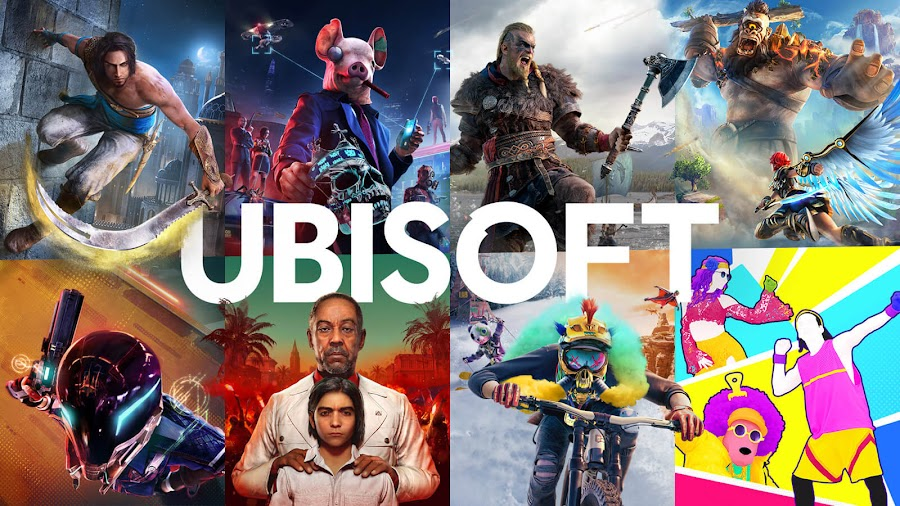 ubisoft forward event september 2020 just dance 2021 far cry vr agos: a game of space the crew 2 ghost recon: breakpoint red patriot for honor the division 2 immortals: fenyx rising prince of persia: the sands of time remake hyper scape rainbow six siege operation shadow legacy scott pilgrim vs. the world: the game complete edition watch dogs: legion riders republic video game twitch youtube