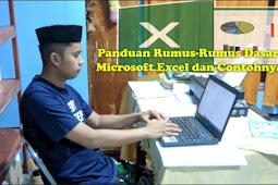 Panduan Rumus-Rumus Dasar Microsoft Excel dan Contohnya