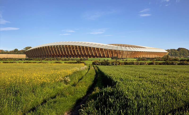 Forest Green Eco Park Stadium
