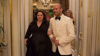 Melissa McCarthy Jason Statham Spy comedy movie 2015