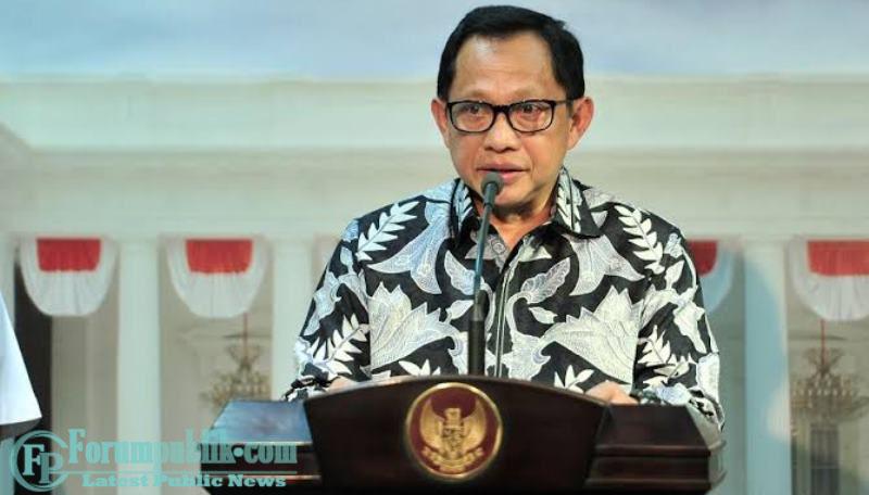 Tito: Kemendagri Jadi Jembatan Agar Program Bansos Dapat Dieksekusi Pemda