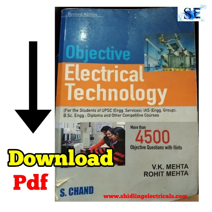 PDF Of Objective Electrical Technology Book