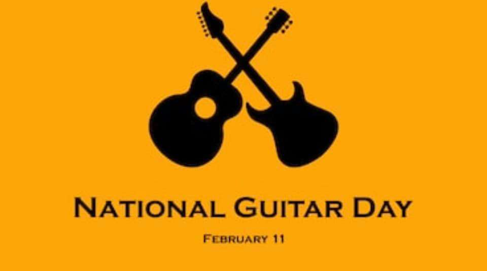 National Guitar Day Wishes pics free download