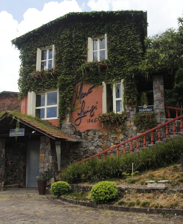 Viajei para Bento Gonçalves + Conheci várias vinícolas - MARCO LUIGI
