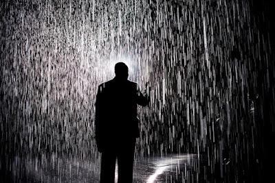 Rain SMS in English