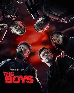 مشاهدة مسلسل The Boys موسم 1 - الحلقة رقم 8