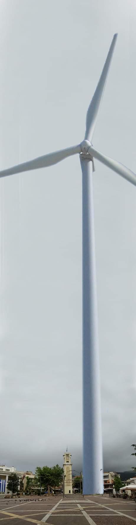Ανεμογεννήτριες μαμούθ στον Λειβαδίτη - 17 φορείς αντιδρούν