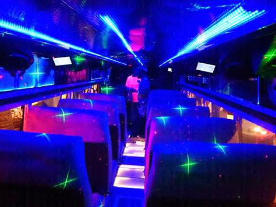Photos Of The 'Smoke City' Buruburu Matatu That Has Wowed The Internet