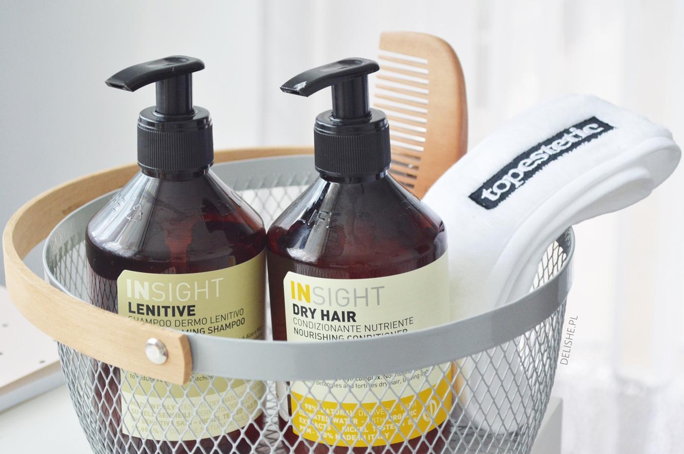 szampony insight pielęgnacja włosów blog