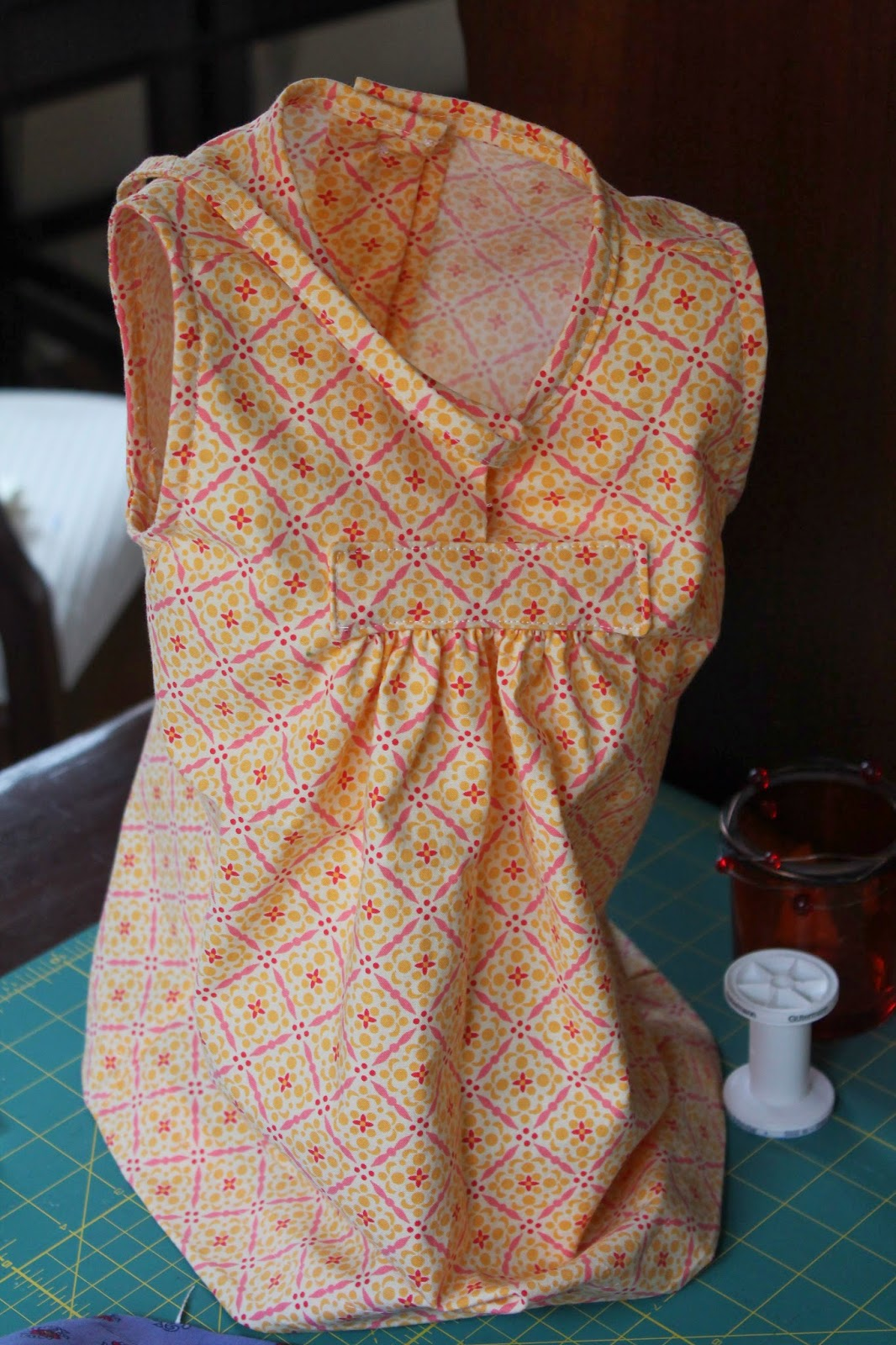 The Itinerant Seamstress Fabric Choice And 2 2