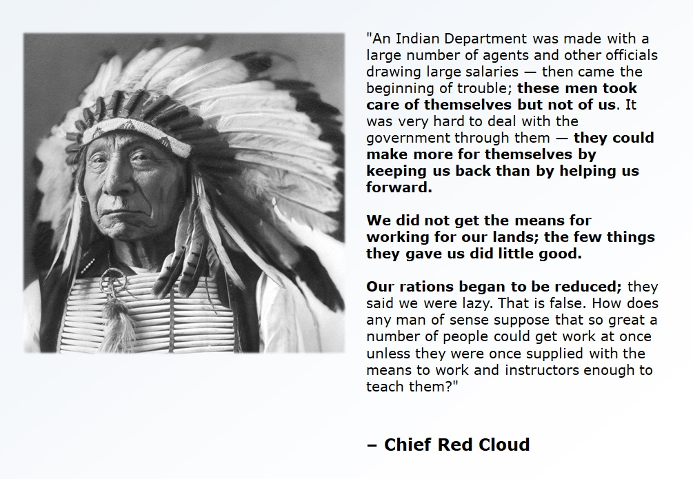 unfair treatment of the native americans The native americans were treated badly they were massacred and tricked their land was taken from them, and with it their very way of life they could not practice their religion, because it relied on living off the land then they were placed on reservations.