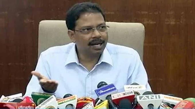 தமிழகத்தில் இதுவரை ரூ.428.46 கோடி பணம் பறிமுதல் : தலைமை தேர்தல் அதிகாரி…