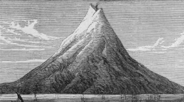 Syair Lampung Karam dan Dahsyatnya Letusan Gunung Krakatau pada 1883