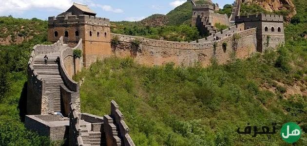هل تعرف, أهم المعالم التاريخية في العالم؟