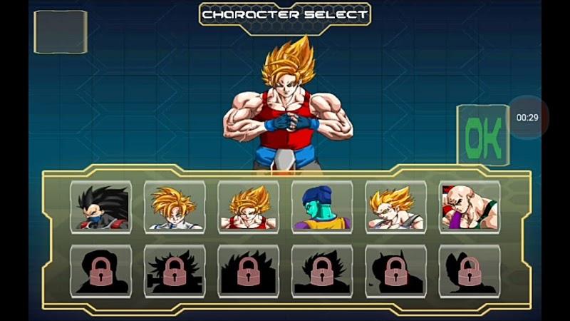 The Dragon Ball Super Warriors MUGEN APK Download