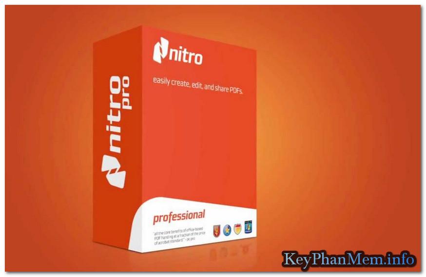 Nitro PDF Pro + Enterprise 12.0.0.112 Full Key,Phần mềm chỉnh sửa - đặt mật khẩu và biên tập File PDF