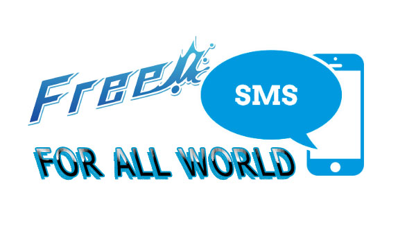 Free sms messages to all over the world and all the phones without exception
