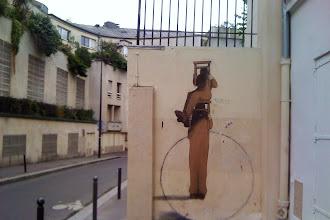 Sunday Street Art : Philippe Hérard - rue de l'Equerre 2013 - Paris 19