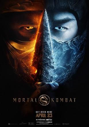 Mortal Kombat 2021 HDRip 480p 300Mb English