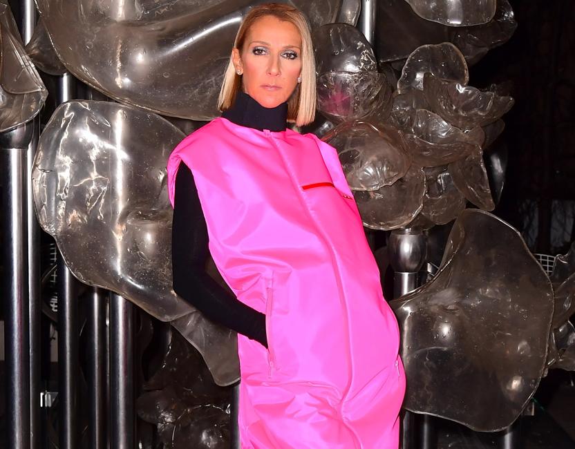 ¡Celine Dion lo ha vuelto a hacer! Repasa sus extravagantes 'looks'