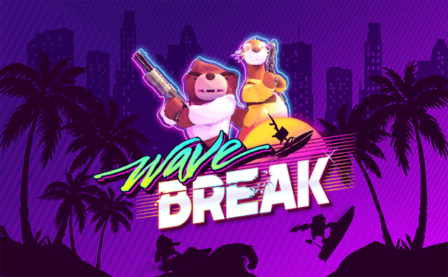 Arcade skateBOATING Game Wave Break to Launch First on Stadia June 23