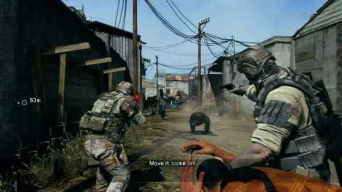 Game Ghost Recon Future Soldier Free Download for PC Full Version