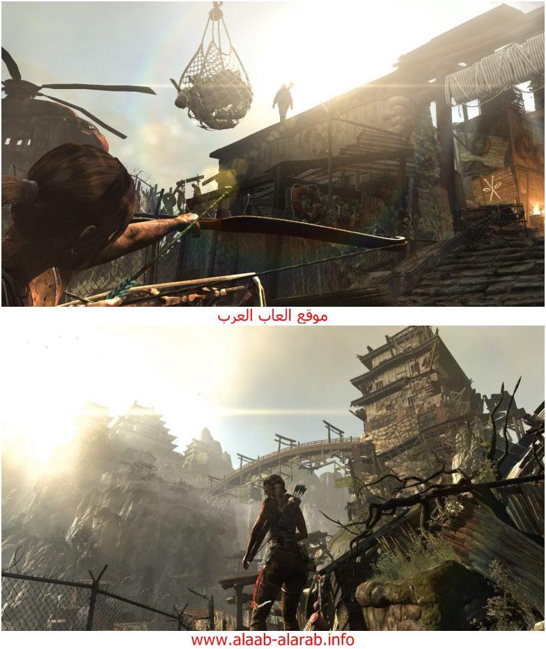 تحميل لعبة Tomb Raider Game of The Year Edition للكمبيوتر مجانا
