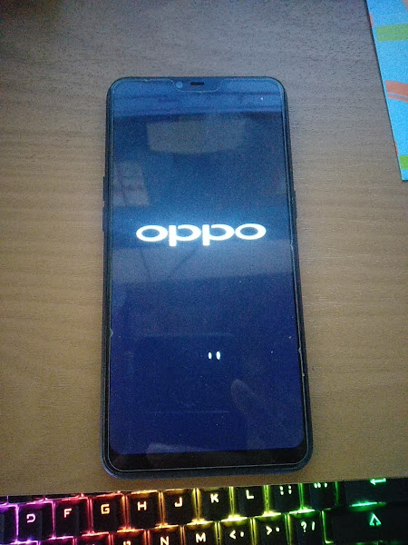 Cara Flash Oppo A3S Bootloop Stuck di Logo Oppo tanpa Direct
