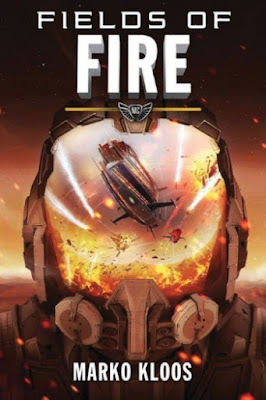 Fields of Fire by Marko Kloos (fron cover)